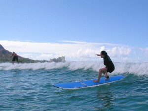 Waikiki Beach Services, Private Surfing Lessons