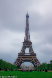 Thumbnail image for Paris: Eiffel Tower
