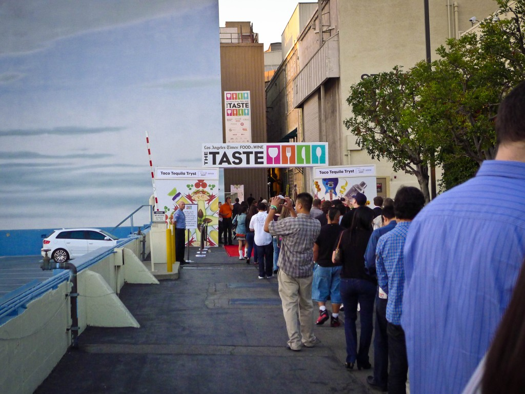 Taste of Los Angeles, Taco Tequila Tryst
