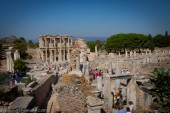 Thumbnail image for Ephesus, Turkey: Ancient Ruins, Virgin Mary's home, and Managing Expectations